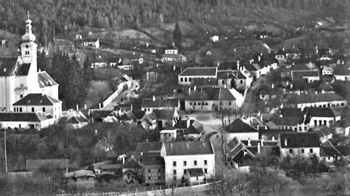 Lockenhaus um 1930